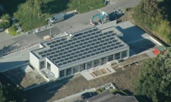 Small solaranlage kiga