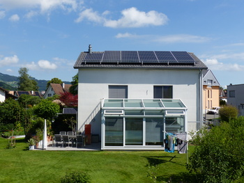 Small solaranlage