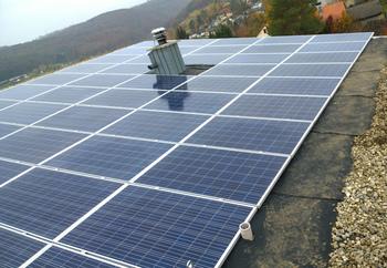 Small photovoltaik